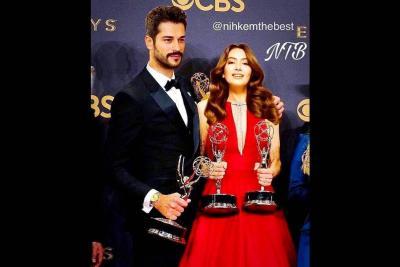 Bogotá es elegida como sede de la semifinal de los Premios Emmy  Telenovela efe
