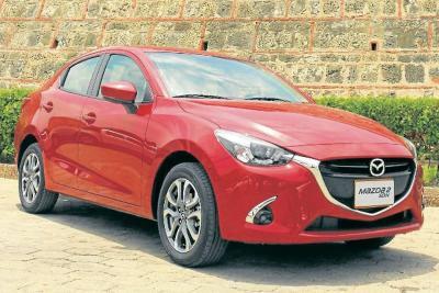 Mazda 2 SDN, funcionalidad y confort para las familias