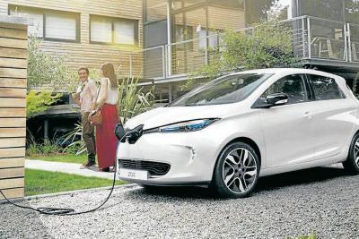 Una experiencia totalmente eléctrica con el Renault ZOE
