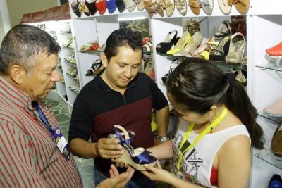 Sector calzado reactiva  el negocio en Santander