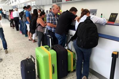 Avianca tampoco venderá tiquetes de vuelo nacional este viernes