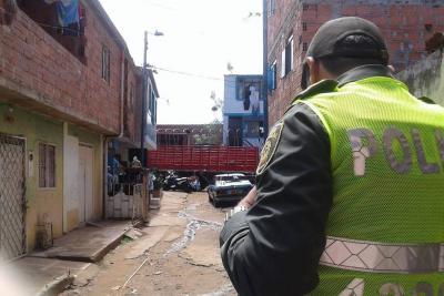 Asesinan a un hombre durante rescate de una moto robada en Bucaramanga