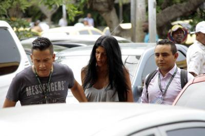 A la cárcel 'La Madame', señalada como la mayor proxeneta de Cartagena