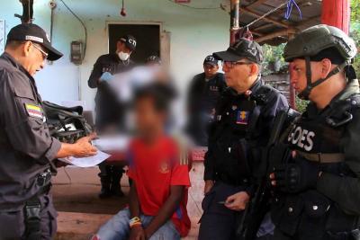 Así era el tráfico de droga  de 'Los Chapos del Sur'