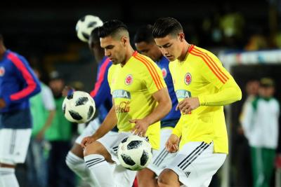 Colombia disputará partido amistoso contra Estados Unidos
