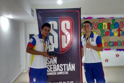 Estudiantes de Bucaramanga logran primer puesto en evento mundial de robótica