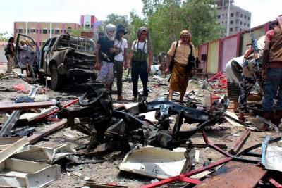 Más de medio centenar de muertos por bombardeo