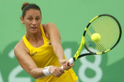 Tenis de campo, atletismo y golf, nuevos oros de Colombia
