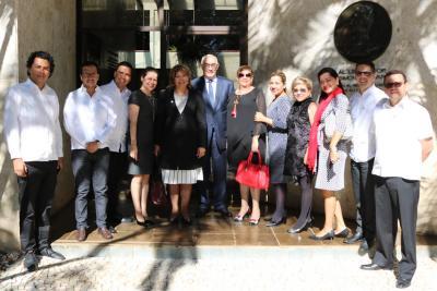 Brasil, sede de la V Misión Internacional Docente de la UDI