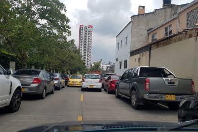 Invasión del espacio público, la denuncia constante en Bucaramanga y su área metropolitana