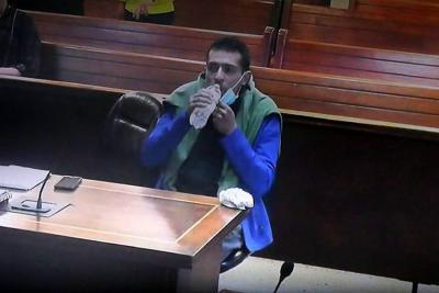 Sospechoso del homicidio de la porrista de Millonarios no aceptó cargos