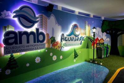 Así es el nuevo Acuamuseo de Acualago en Floridablanca