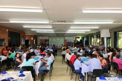 Campesinos asistieron a jornada cafetera en la Unilibre