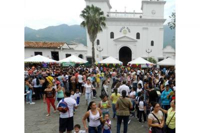 Prográmese con los eventos y conciertos de la Feria de Girón