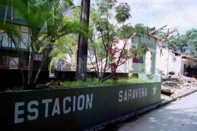 Terror por atentado, al parecer, con 'carro bomba' en Saravena
