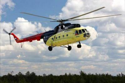 Mueren los 18 ocupantes al estrellarse un helicóptero Mi-8 en Siberia