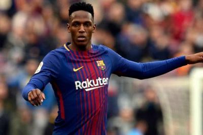 Europeos dan por hecho llegada de Yerry Mina al Manchester United