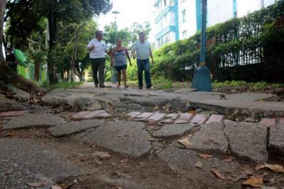 2.112 metros cuadrados de andenes se construirán en Bucaramanga