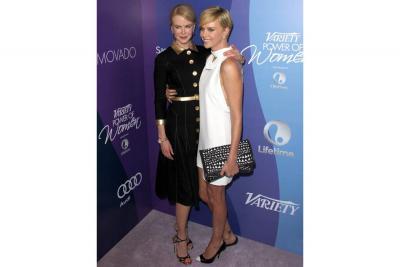 Nicole Kidman y Charlize Theron protagonizarán un filme sobre acoso sexual