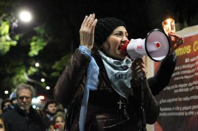 Se intensifican marchas en Argentina por futuras votaciones sobre aborto