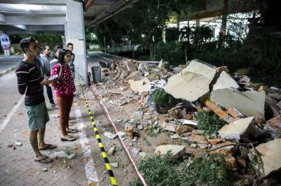 Terremoto de 7.1 en la isla de Lombok en Indonesia deja 37 muertos