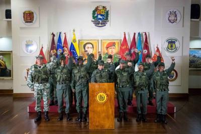 Capturan a seis implicados en el atentado contra Maduro