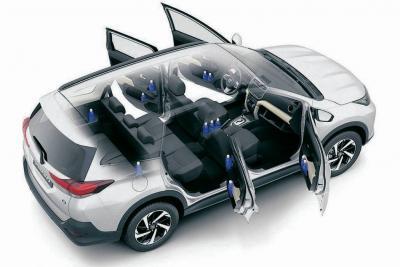 Una mini SUV moderna para la familia, así es la Toyota Rush