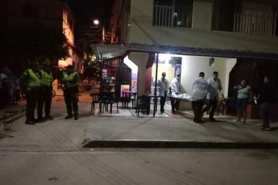 Violenta riña en Girón dejó un muerto y un capturado
