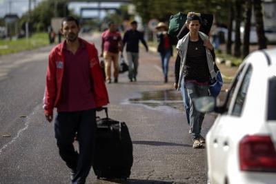 ¿Cómo está el mercado laboral de venezolanos en el país?