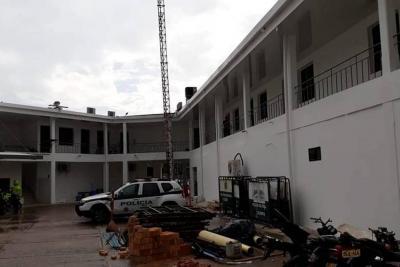 Más de mil millones de pesos para la Estación de Policía