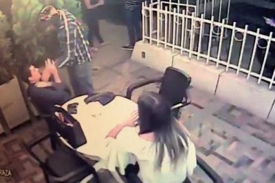 Pareja fue atracada a mano armada en un local comercial en El Prado