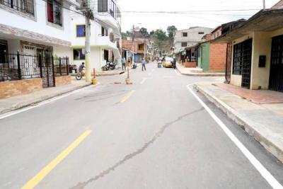Piedecuestana de Servicios entregó obras de alcantarillado sanitario en Los Tejaditos