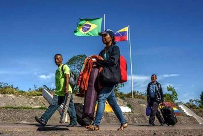 Temporalmente un juez suspende la entrada de venezolanos a Brasil