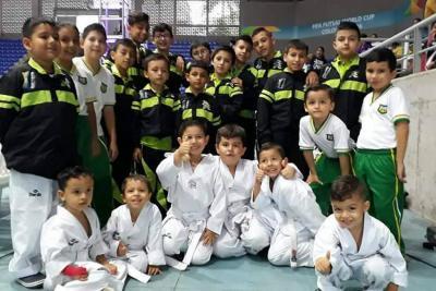 El taekwondo de la región se fogueó en Bucaramanga