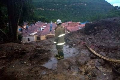 Descartan afectaciones tras torrencial aguacero en San Gil y Barichara