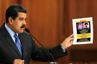 """Maduro pidió extradición desde Colombia de """"cabecillas"""" del atentado"""