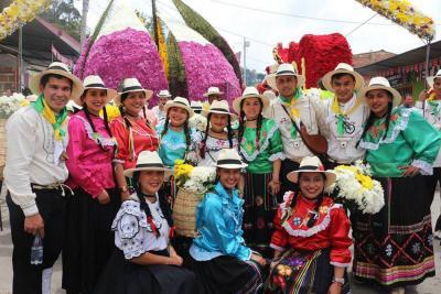 El Peñón se llevó todas las flores en las fiestas de Vélez