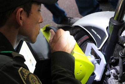 En Molinos, Policía tendrá hoy marcación de motos