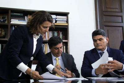 Gobierno Duque presentó  su primer paquete legislativo