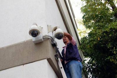 Sistema de cámaras en San Carlos no funciona
