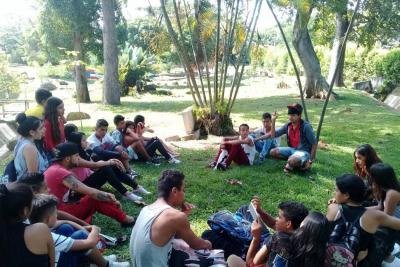 Break dance, tamboras y canto: Así han rescatado de la droga a 1.560 niños en Bucaramanga