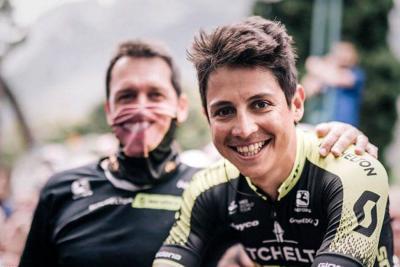 La enfermedad que dejó a Esteban Chaves por fuera de la Vuelta a España