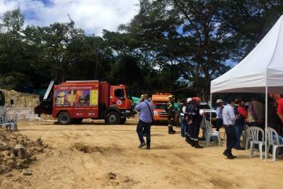 Centro Departamental de Emergencias ya está en fase de construcción