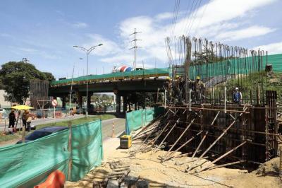 Implosión del puente de Papi Quiero Piña sería en diciembre
