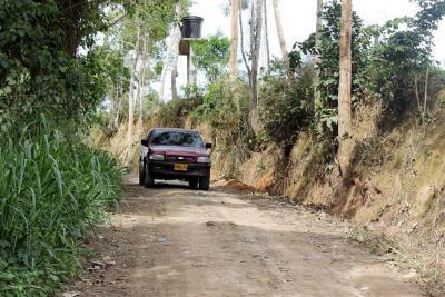 La Alcaldía de Lebrija está visitando la zona rural para anunciar obras