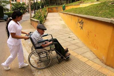 Se han identificado 24.945 personas con discapacidad en Bucaramanga