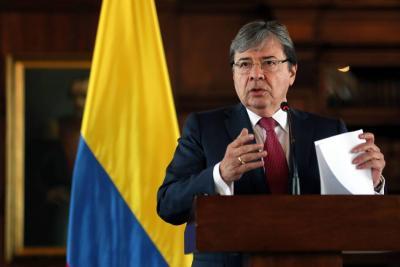 Colombia no ha recibido solicitud de extradición del diputado venezolano opositor Borges