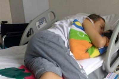 Denuncia que EPS en Bucaramanga no entrega silla de ruedas a paciente amputado