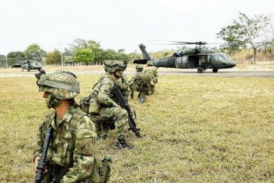 Ataque del Eln en Arauca dejó dos soldados muertos y uno herido