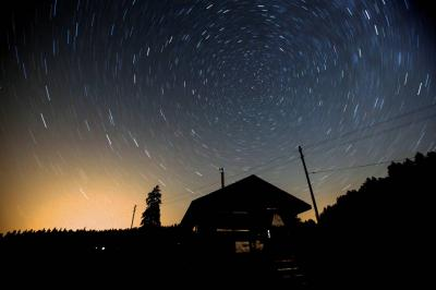 Conozca cómo ver la lluvia de meteoros este fin de semana en Bucaramanga